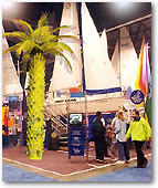 Classic Palm Trees for Trade Shows